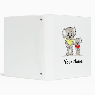 Bright Koalas Binder