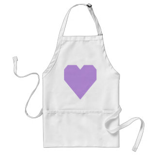 Bright Lavender.png Adult Apron