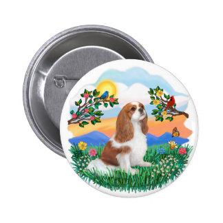 Bright Life - Cavalier (BL-F) Button