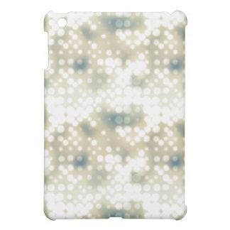 Bright Light Flare Polka Dot Pattern Cover For The iPad Mini