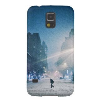 Bright Light On A Winter Night Galaxy S5 Cover