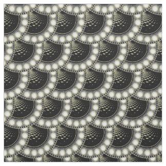 Bright Lights Scallop Fabric