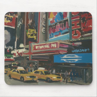 Bright Lights Times Square 2012 Mouse Pad