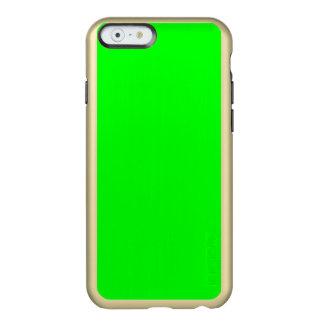 Bright lime green color incipio feather® shine iPhone 6 case