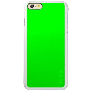 Bright lime green color incipio feather® shine iPhone 6 plus case