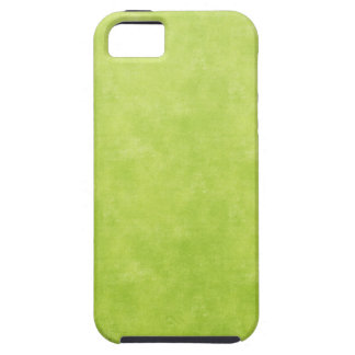 Bright lime green iPhone SE/5/5s case