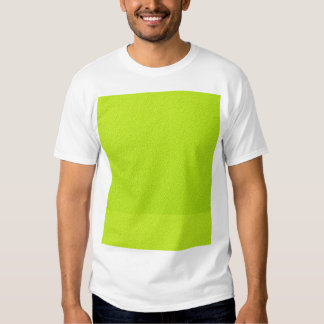 Bright Lime Green Neon Trendy Colors Shirt