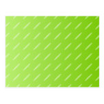 Bright Lime Green Patterned Background Design. Post Cards