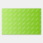 Bright Lime Green Patterned Background Design. Signs