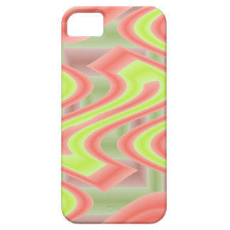 bright lime green pink iPhone SE/5/5s case