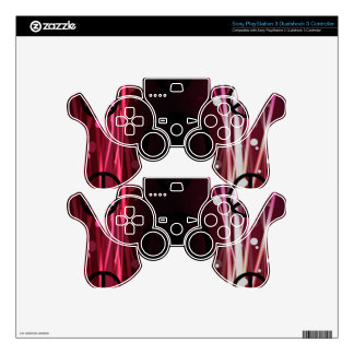 Bright Lines.jpg PS3 Controller Decal