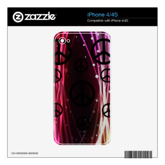Bright Lines.jpg Skins For The iPhone 4S