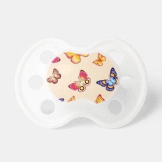 Bright Little Butterflies Pacifiers