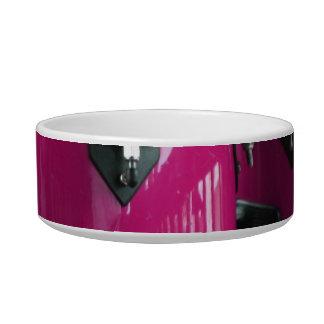 Bright magenta conga drums photo.jpg cat water bowls