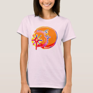 Bright Man in the Moon T-Shirt