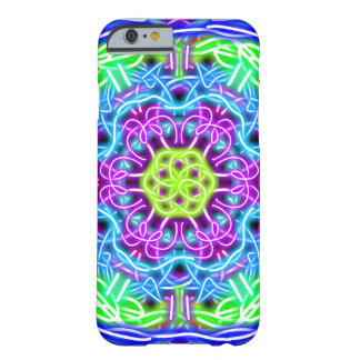 Bright Mandala Design Barely There iPhone 6 Case