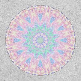 Bright Mandala Patch