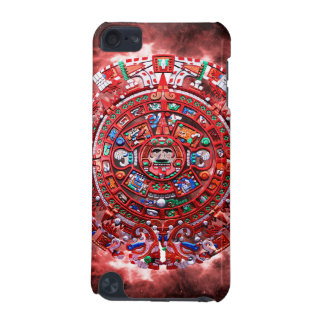 Bright Mayan Calender iPod Touch (5th Generation) Cover