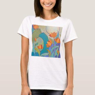 Bright Moon Birds Shirt