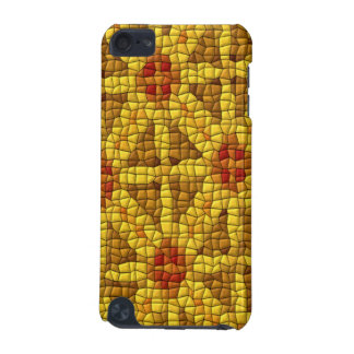 Bright mosaic colored pattern iPod touch (5th generation) case