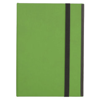 * Bright Mottled Lime Green Cover For iPad Air