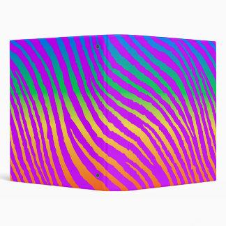 Bright n' Colorful 3 Ring Binder