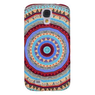 Bright Navajo Kaleidoscope Galaxy S4 Cases