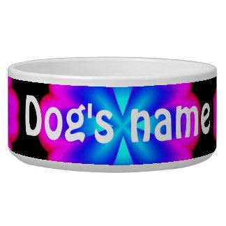 Bright neon colors bowl