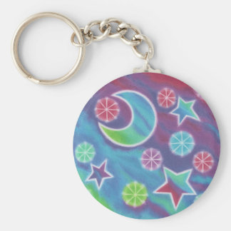 Bright Night keychain