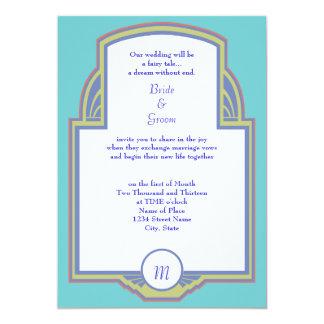 Bright Nouveau Card