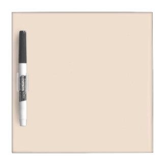 bright orange 8 x 11 50 lightness DIY custom Dry Erase Board