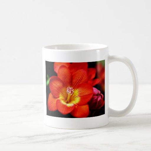 Bright Orange Coffee Mug