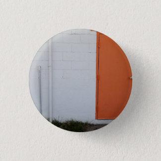 bright orange door, ubrbex button