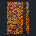 """Bright Orange Leopard Animal Print Hand Towel<br><div class=""""desc"""">Towel. Featuring a attractive Bright Orange leopard animal print. 100% Customizable. Ready to Fill in the box(es) or Click on the CUSTOMIZE button to add, move, delete or change any of the text or graphics. Made with high resolution vector and/or digital graphics for a professional print. NOTE: (THIS IS A...</div>"""