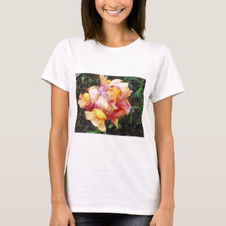 Bright Orange Snapdragon Flowers T-Shirt