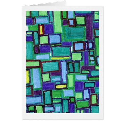 Bright Original Art Card