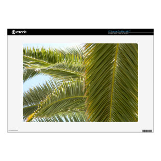 Bright Palm Laptop Decal