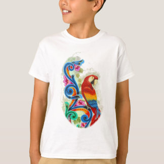 bright parrot T-Shirt