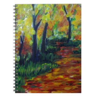 Bright Path Notebook