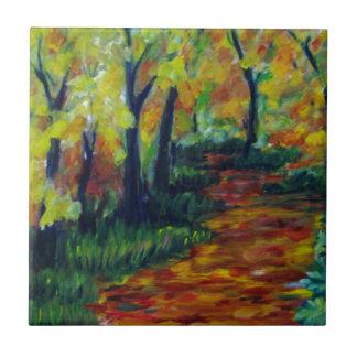 Bright Path Tiles