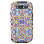 Bright Patterns Galaxy SIII Cover