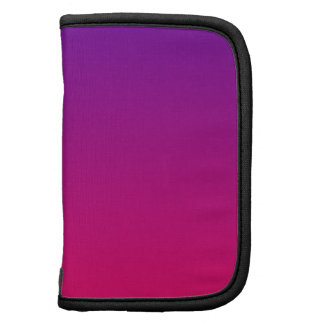 Bright Pink and Purple Ombre Organizers