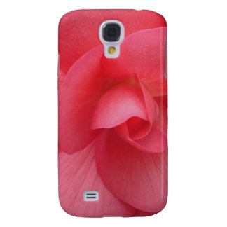 Bright Pink Begonia Gift Range Galaxy S4 Cases