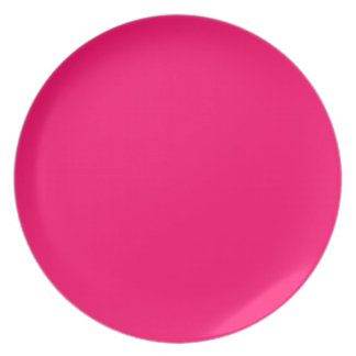 Bright Pink Color Plate