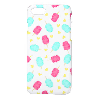 Bright Pink Cotton Candy Phone Case