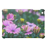 Bright Pink Daisy Flowers Cover For The iPad Mini