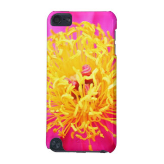 Bright Pink flower iPod Touch 5G Cases