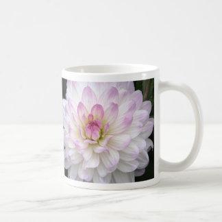 Bright Pink Flower Mug