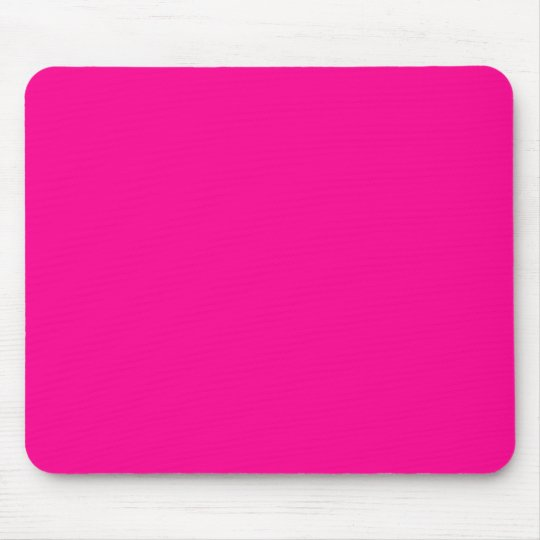 Bright Pink Mouse Pad