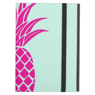 Bright Pink Pineapple Ipad Case